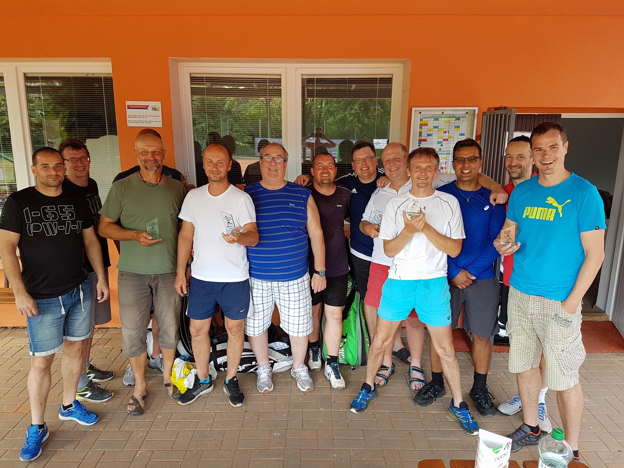 Hlavní turnaje v LTC Kolín – tenis club